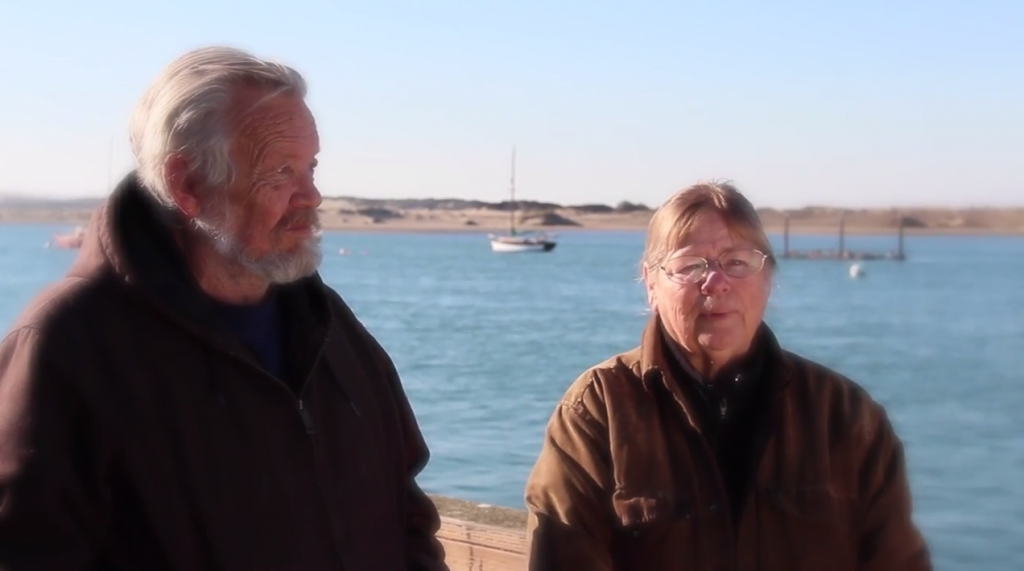 John and Sharon Rowley