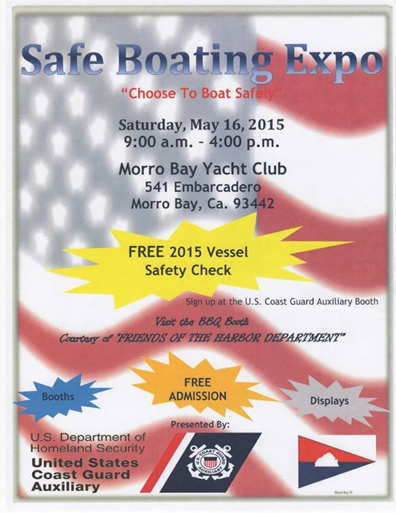 Safe boating expo