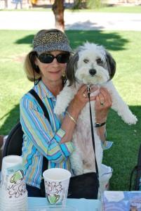 Owner (Volunteer) & Dog