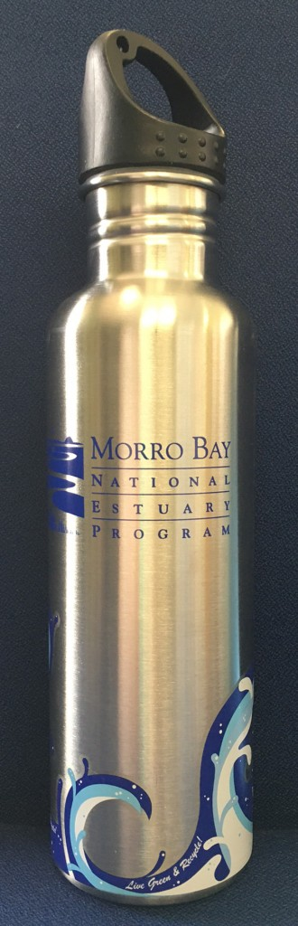 Estuary Program Water Bottle