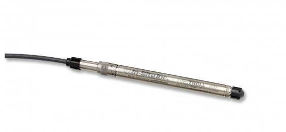 The pressure transducer looks simple, but it provides important data that would be very difficult to collect by hand.