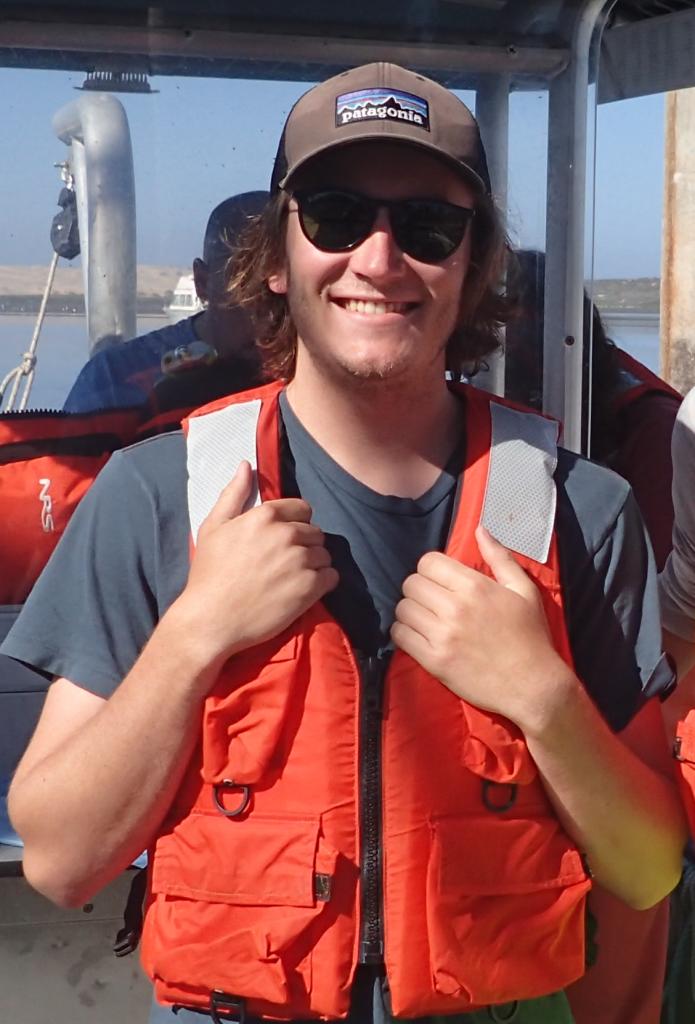 Matt McKechnie has come onboard as the Estuary Program's new Field Technician.