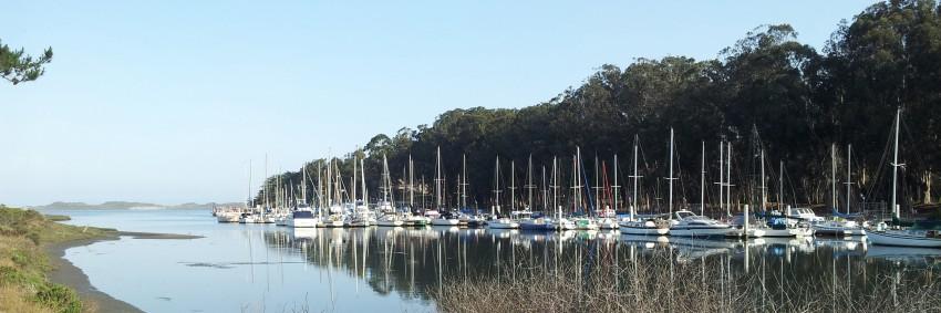 State Park Marina Boats