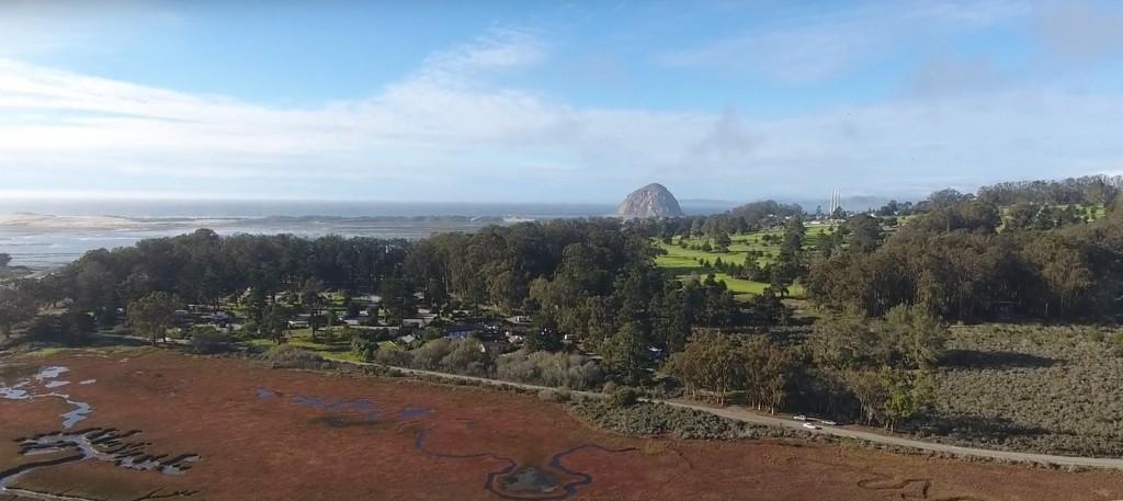 Aerial of Morro Bay_Credit to Simo Nylander, Cinematographer