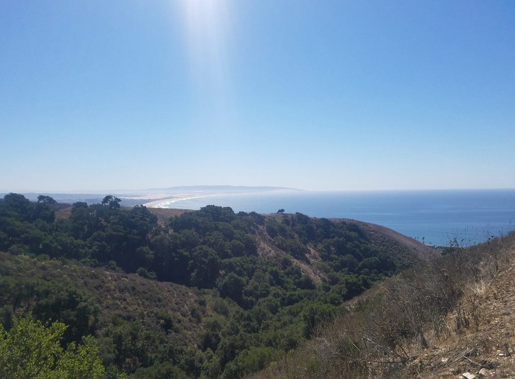 The Pismo Preserve offers spectacular views.