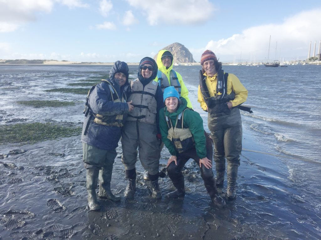 Another great day out on the water after a successful eelgrass planting. Thank you to George Trevelyan of Grassy Bar Oyster Co. for his help transporting everyone to this restoration site by boat.