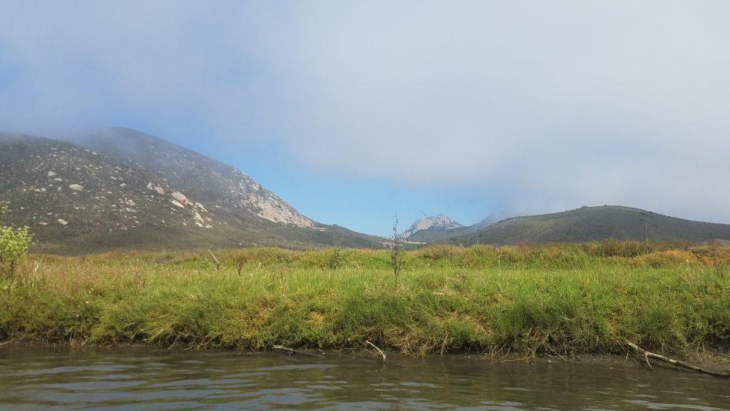 Lower Chorro Creek