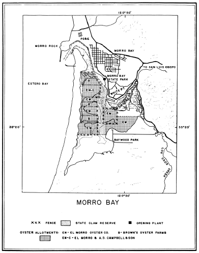 Historic Shellfish Parcel Map